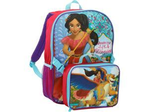 Disney Elena of Avalor Backpack With Lunch Bag, 16 Inches
