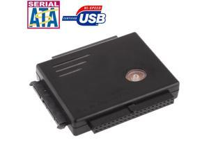 SATA & IDE 2.5 inch / 3.5 inch / 5.25 inch Hard Drive to USB 2.0 Cable Adapter / All in one Driver