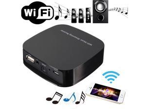 SoundMate M1 Wireless Wifi Audio Streaming Receiver DLNA Airplay Sharing Music