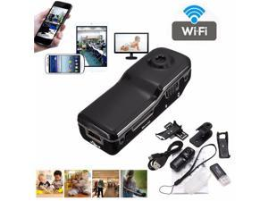 MD81 Mini Wireless WIFI/IP Remote Surveillance DV Security Cam Camera For IOS Android Phone