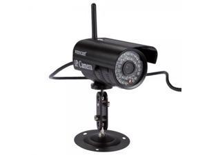 Popular Wanscam JW0011 Wireless Night Vision P2P Bullet Outdoor Network IP Camera Black
