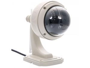 Dericam H601W Wireless CMOS H.264 4-9mm Lens Waterproof PTZ IP Camera with IR-Cut
