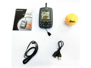 FF168W Wireless Sonar Sensor Muddy Water River Sea Ice Fish Finder