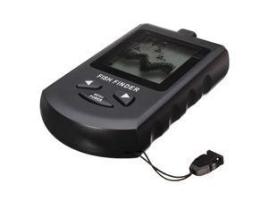 Sonar Sensor Fish Finder Dot Matrix River Lake Sea Alarm Fish Finder