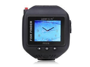 Wrist Watch Type Fish Finder Color Screen Wireless Lattice Fish Finder