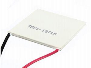 2Pcs TEC1-12715 Heatsink Thermoelectric Cooler Peltier Plate Module