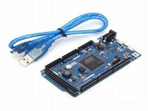 Arduino Compatible DUE R3 32 Bit ARM With USB Cable