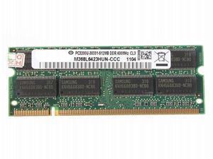 512MB DDR-400 PC3200 Laptop Notebook (SODIMM) Memory RAM KIT 200-pin