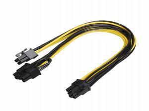 6 PIN Graphics Card Cable for EXP GDC Beast Laptop External Independent Video Card Dock