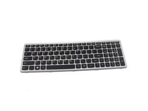 "Laptop Replacement US Layout Keyboard For IBM Lenovo IdeaPad U510 U510-IFI 15.6"" Series Replacement Parts"