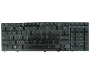 New Laptop Keyboard for Toshiba Satellite A665-S6085 A665-S6086 A665-S6087 A665-S6088, US layout Black color