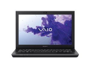 """Sony VAIO  13.3"""" LED Notebook - Intel Core i7-3520M 2.9GHz (Up to 3.6GHz w/TurboBoost) 8GB RAM 13.3"""" LED Backlight (1600x900) 750GB HDD (7200rpm) Slot-Loading DVD+R/W Drive WiFi"""