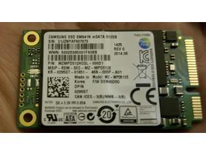 Samsung SM841N 512GB SSD HDD Mini PCIe mSATA MZ-MPD512E MZMPD512HCGL-000D1 MLC Hard Disk Drive