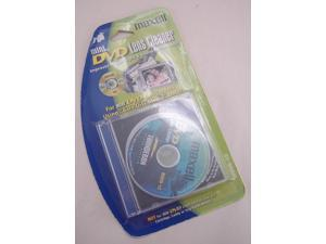 Maxell MDVD-LC Mini DVD Lens Cleaner