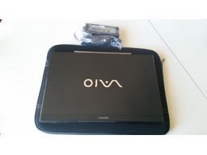 """Sony VAIO VPCSA2HGX/BI 13.3"""" Notebook i7-2620M 2.70GHz 4GB DDR3 500GB HDD, Blu-Ray/DVD Combo Drive, AMD Radeon HD 6630M, Intel GMA HD 3000, Windows 7 Pro 64-Bit - Grade A-"""