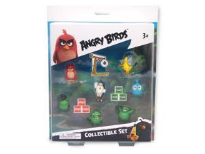 Angry Birds Movie Mini Figure Set B 7-Pack