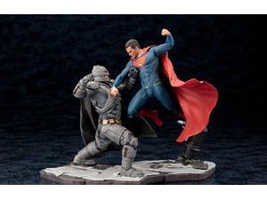 Kotobukiya: Batman v Superman Dawn of Justice ArtFX+ Statue Set 2-Pack