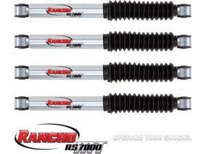 RANCHO RS7000MT SHOCK SET FITS 2001 - 2003 GM Sierra 1500HD 2WD 1-2.5in lift