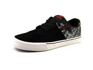 Supra Stacks Vulc II Men US 10 Black Skate Shoe UK 9 EU 44