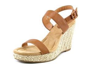 Style & Co Radleyy Women US 6 Brown Wedge Heel
