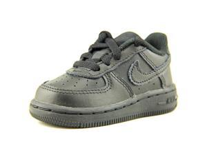 Nike Force 1 Infant US 4 Black Sneakers