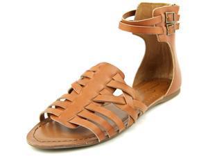 Jessica Simpson Rumorre Women US 9.5 Tan Gladiator Sandal EU 39.5