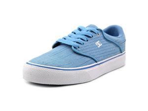 DC Shoes Mikey Taylor Vulc Tx Women US 8.5 Blue Skate Shoe