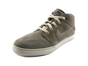 Nike Suketo Mid Leather Men US 6.5 Gray Sneakers UK 6 EU 39