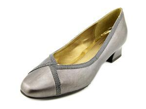 Soft Style by Hush P Lanie Women US 9.5 Gray Heels UK 7.5 EU 41.5