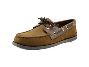 Sperry Top Sider A/O 2-Eye Men US 12 Brown Boat Shoe
