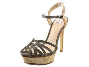 Pelle Moda Meadow2 Women US 8.5 Gray Platform Sandal