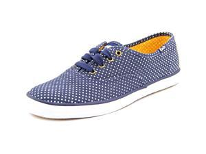 Keds Ch Micro Dot Women US 10 Blue Sneakers