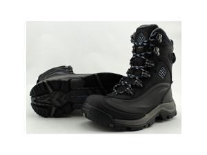 Columbia Bugaboot Plus III Women US 5 Black Hiking Boot