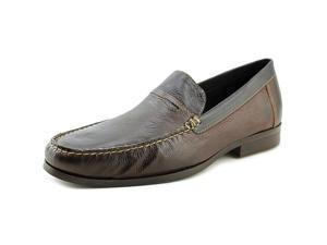 Donald J Pliner Norin Men US 8 Brown Loafer