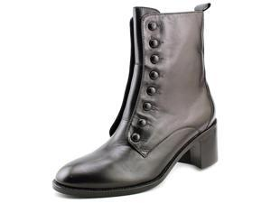 Everybody By BZ Moda Paloma Women US 10.5 Black Mid Calf Boot EU 41