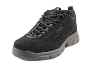 Fila Disruptor SE Men US 7 Black Athletic Sneakers