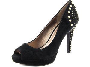 Moda Spana Yolie Women US 7.5 Black Heels