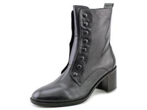 Everybody By BZ Moda Paloma Women US 10.5 Black Mid Calf Boot