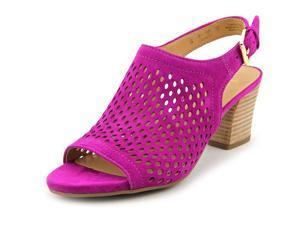 Franco Sarto Monaco Women US 5 Purple Slingback Heel