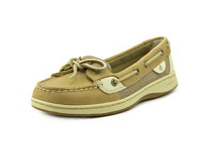 Sperry Top Sider Angelfish Womens Size 9.5 Brown Moc Leather Boat Shoes UK 7
