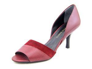Franco Sarto India Women US 8 Burgundy Sandals UK 6 EU 38