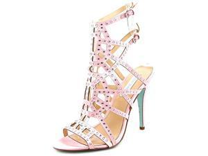 Betsey Johnson Carat Women US 7.5 Pink Heels