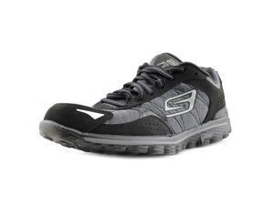 Skechers Gowalk Flash2 Gym Women US 8 Black Sneakers