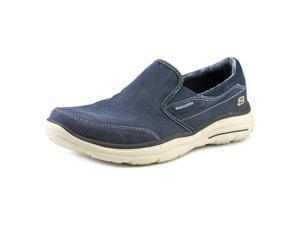 Skechers Relaxed Fit Glides Adamant Men US 9 Blue Loafer UK 8 EU 42