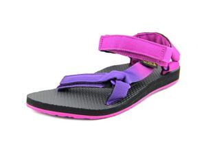 Teva Original Universal Gradient Women US 8 Purple Sport Sandal
