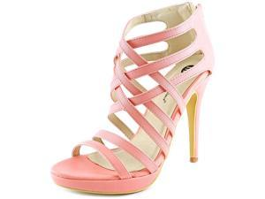 Michael Antonio Thorstein Women US 7 Pink Sandals
