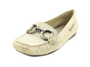 Hush Puppies Cora Women US 9 W Gold Loafer
