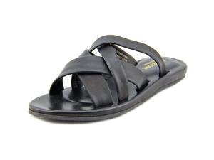 Emozioni W1134 Women US 6 Black Slides Sandal EU 36
