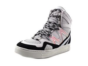 Marc By Marc Jacobs Ninja Hi-Top Women US 10 White Fashion Sneakers