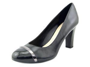 Franco Sarto Tricky Women US 9.5 Black Heels